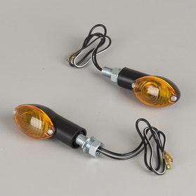 Kierunkowskazy Booster Mini 3000 C Pomarańczowe Szkło