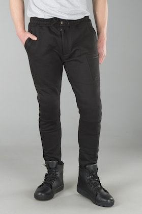 Booster Tech Trousers - Black