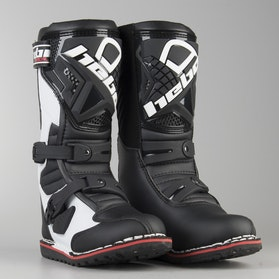 Buty Trial Hebo Technical 2.0 Micro Junior Białe