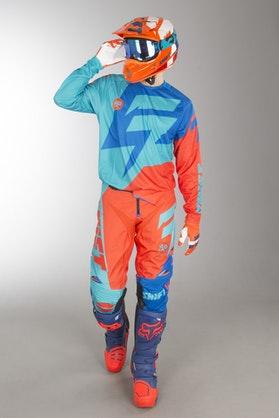 Shift Faction MX Clothes Orange-Blue