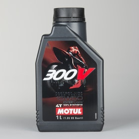 Motul 300V 4T 1L Oil Fully synthetic