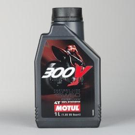 Olej W pełni syntetyczny Motul 300V 4T 1L