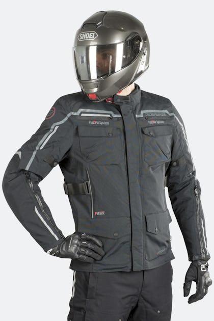 Bering Balistik MC Jacket Black