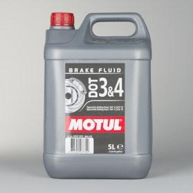 Bremsevæske Motul DOT 42433 5L