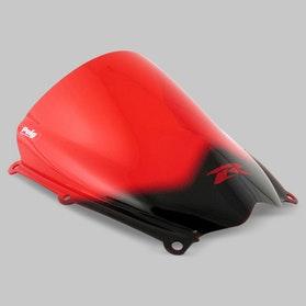 Owiewka Puig Racing Suzuki Czerwona