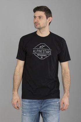 T-Shirt Alpinestars Flavor Tee Czarny