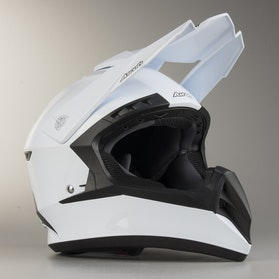 Airoh Switch Color Cross-Helmet - White