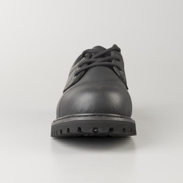 Brandit Phantom Boots 3-Eyelet Shoes - Black