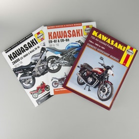 Haynes Kawasaki Manual