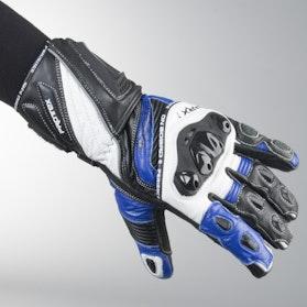 Rękawice On Board Prx-1 Czarno-Biało-Niebieskie