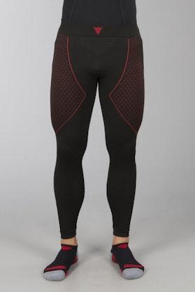 Spodnie Termoaktywne Dainese D-Core Thermo LL Czarno-Czerwone