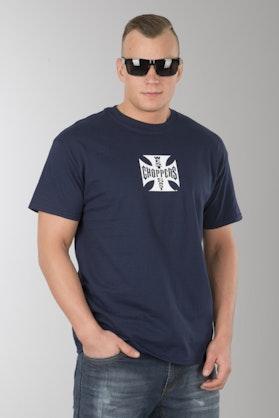 T-Shirt West Coast Choppers Austin Texas Marynarski