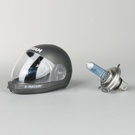 Żarowka Osram X-Racer® H4 Double Blister