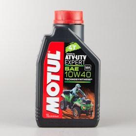 Olej w Pełni Syntetyczny 4T Motul ATV Ekspert 5W40 1L