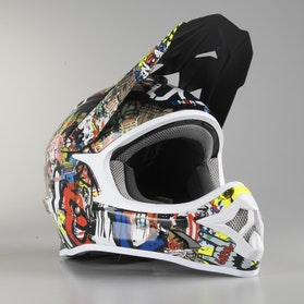 Kask Cross O'Neal 3 Series Rancid Multi MX