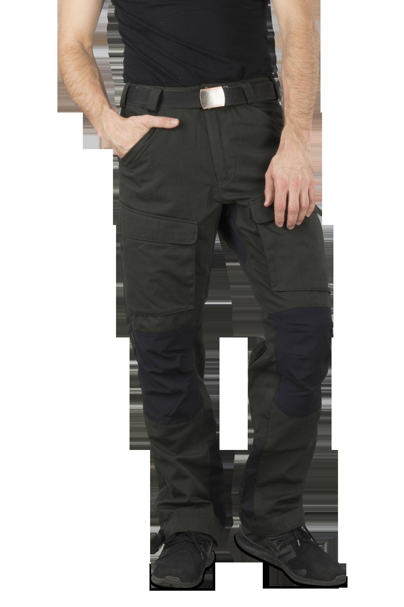 TOBE Outerwear Friluftsbukse TOBE Origo Dark Ink