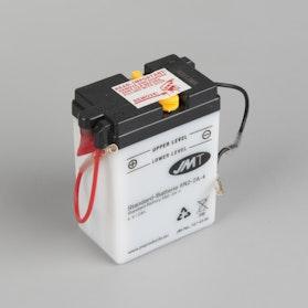 Akumulator motocyklowy JMT wg.modelu baterii