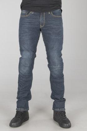 Jeansy Spidi J&K Evo Ciemny Sprany Jeans