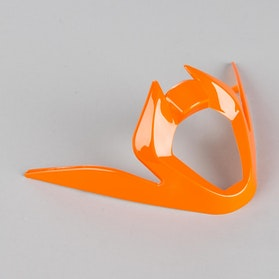 Acerbis Impact Mouthpiece Orange