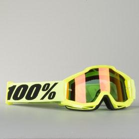 100% Accuri Youth Goggles Yellow