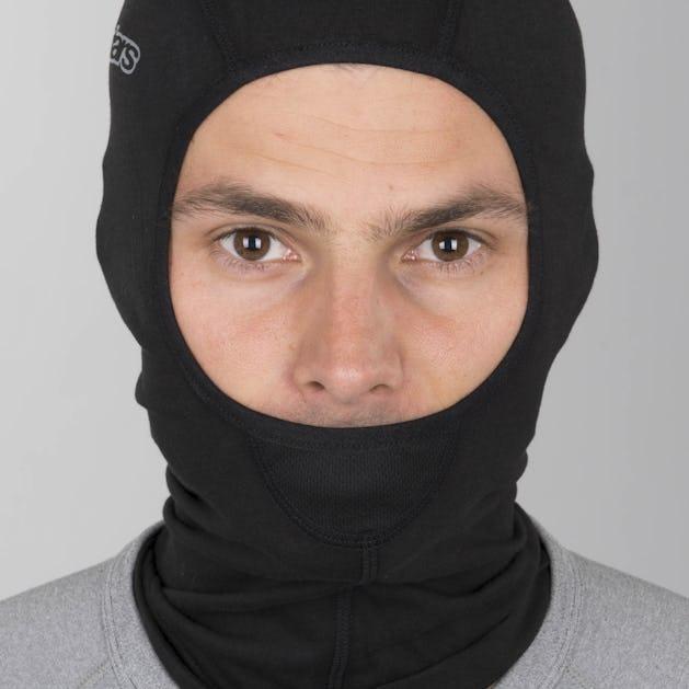 Alpinestars Open-Face Balaclava Black