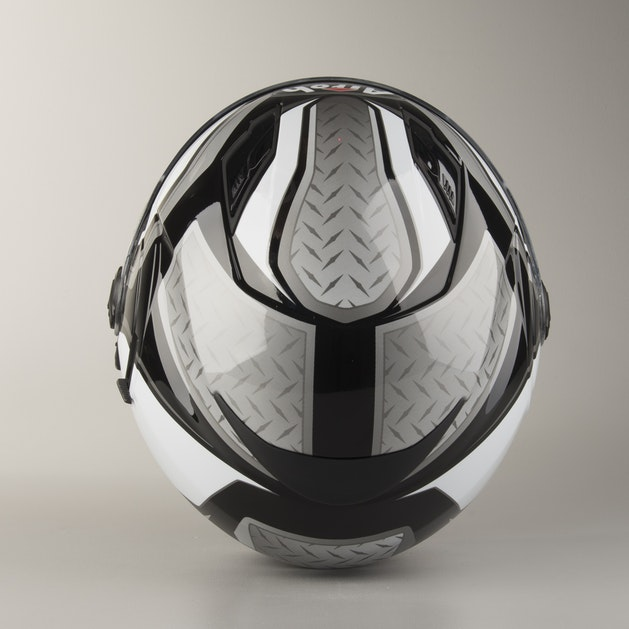 Kask Airoh Movement-S Steel White Gloss