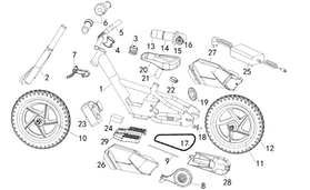 Amped A10 Spare Parts