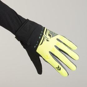 FLY F-16 MX Gloves Black-HiVis