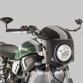 Owiewka Puig Yamaha XSR700 16'-17' Czarna