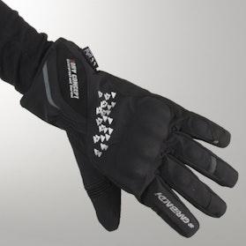 Rękawice Garibaldi X-Time Damskie Czarne