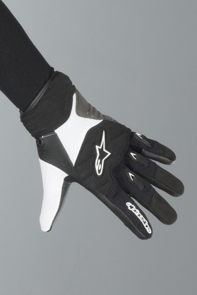 Alpinestars Stella Shore Womens Gloves - Black-White
