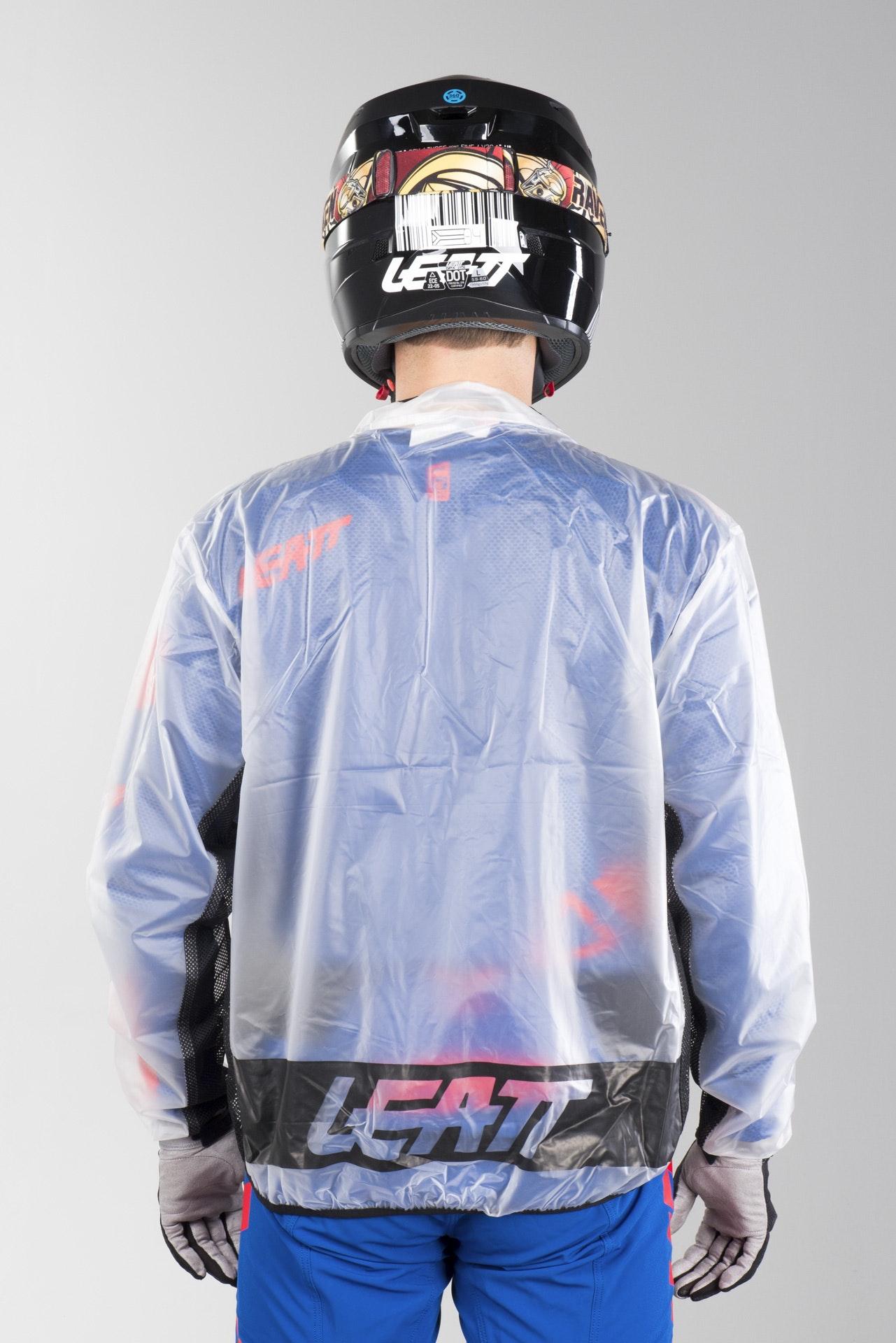 Leatt Jacke Race Cover transparent XXL