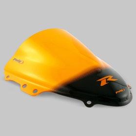 Owiewka Puig Racing Suzuki Pomarańczowa
