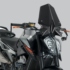 Owiewka Puig New Generation Sport KTM Czarna