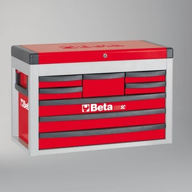 Beta Tools Portable 8-Drawer Tool Box