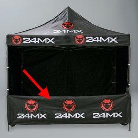 24MX Stěna závodního stanu