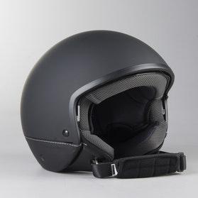 RXA Bandit H740 Open Helmet Matte Black