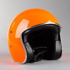 RXA Capri Open Helmet Fluo Orange