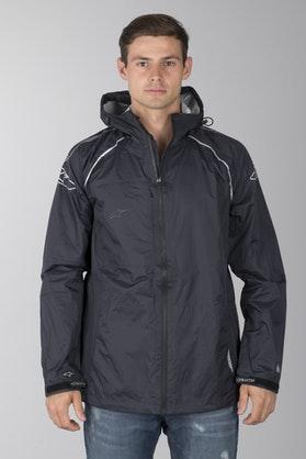 Alpinestars Qualifier Rain Jacket Black