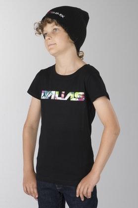 Koszulka Alias Poppy Block Czarny Dziewczyna