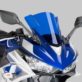 Owiewka Puig Racing Yamaha Niebieska