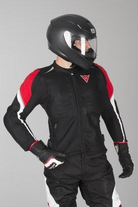 Ochranná Bunda Dainese Sport Guard Černá-Červená