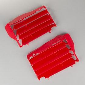 Chrániče Chladičů Polisport Červená