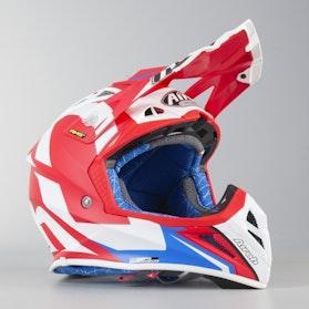 Airoh Aviator 2.3 Bigger MX Helmet Matte-Red