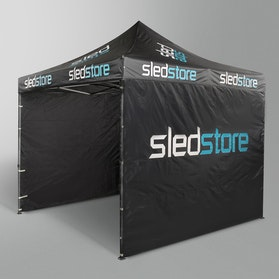 Sledstore Set Tent Incl. Walls