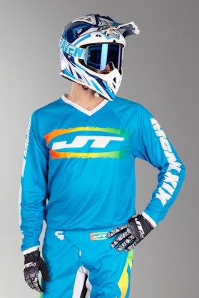 Bluza Cross JT Racing C4-Rasta CYNMUL