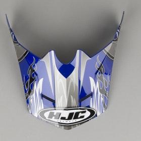 HJC CL-XY Junior MC2 Frenzy Helmet Shield - Blue