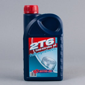 1L 2T6 Fully Synthetic 2 Stroke Oil