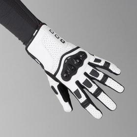 IXS Talura 2 Ladies' Gloves White-Black