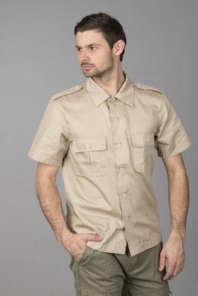 Koszula Brandit US 1/2 Beżowa